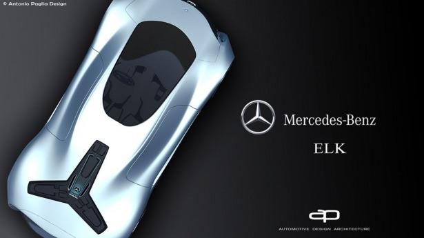 Mercedes'in yeni bombası 18