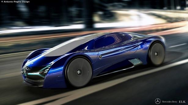 Mercedes'in yeni bombası 3