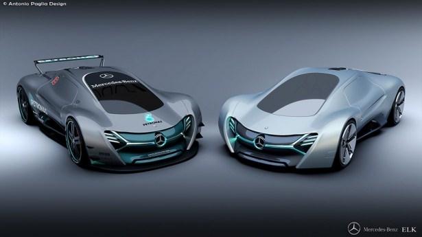 Mercedes'in yeni bombası 5
