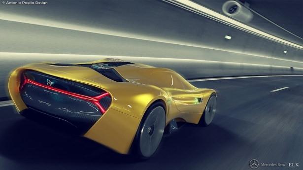 Mercedes'in yeni bombası 6