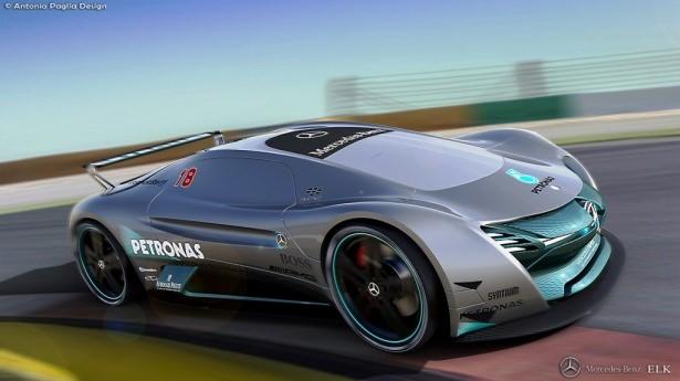 Mercedes'in yeni bombası 8