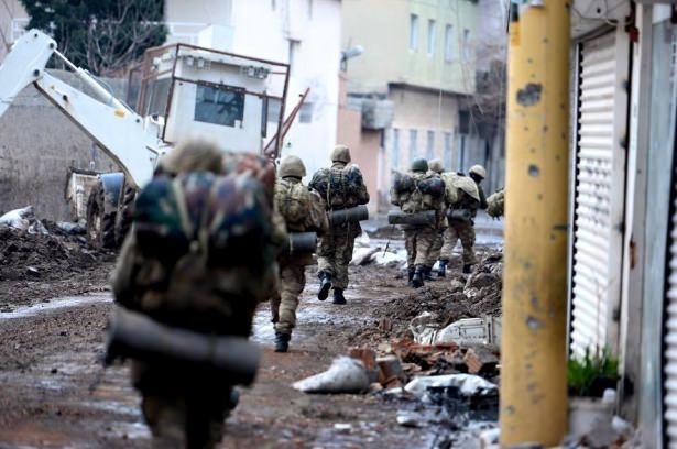 Asker ve polisten karış karış tarama! 6