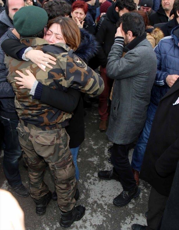 Sivas'ta gözyaşları sel oldu 10