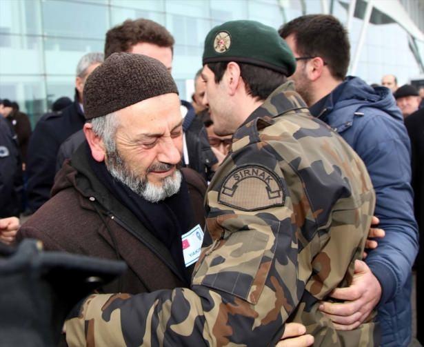 Sivas'ta gözyaşları sel oldu 11