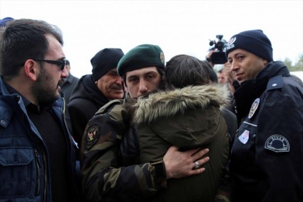 Sivas'ta gözyaşları sel oldu 12