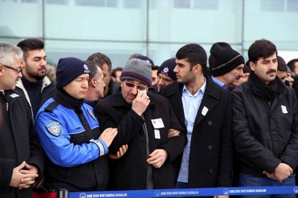 Sivas'ta gözyaşları sel oldu 3