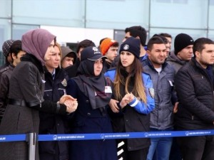Sivas'ta gözyaşları sel oldu