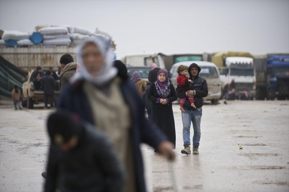 Halep-Azez yolu dram dolu 11