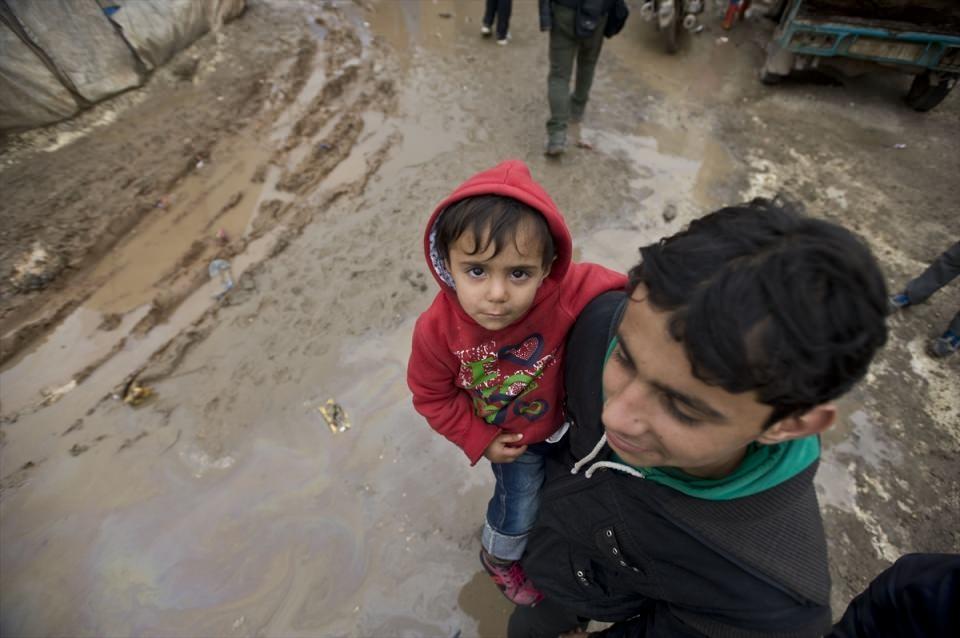 Halep-Azez yolu dram dolu 14