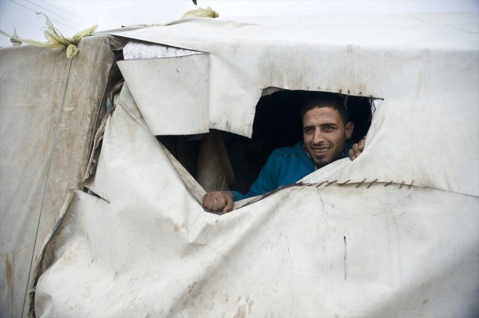 Halep-Azez yolu dram dolu 17