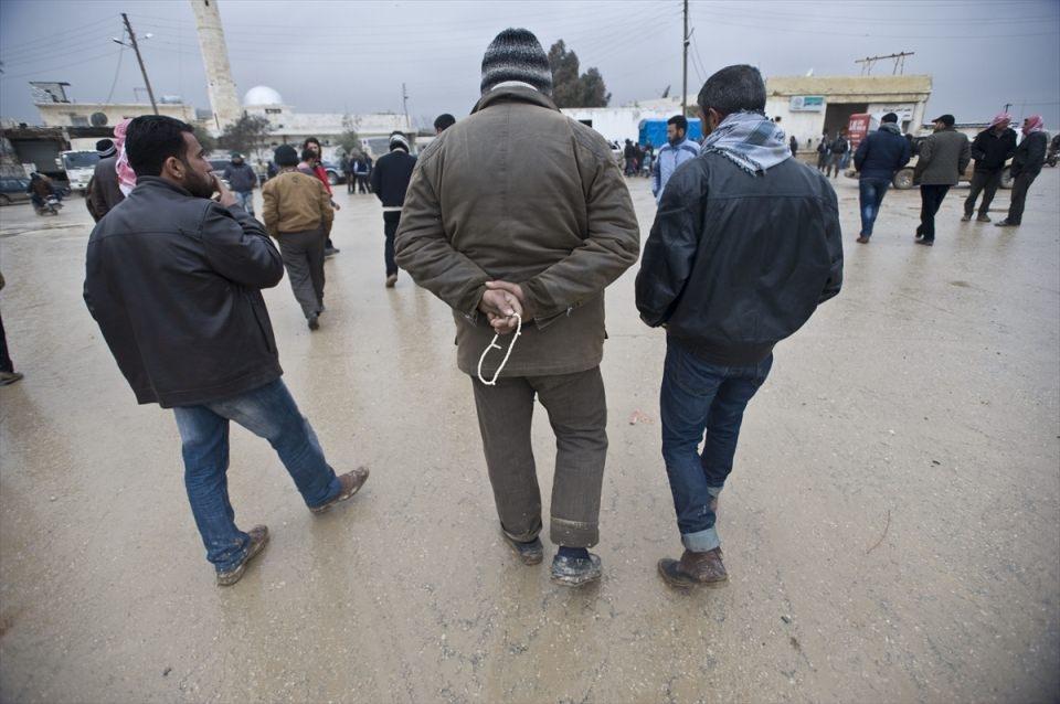 Halep-Azez yolu dram dolu 18