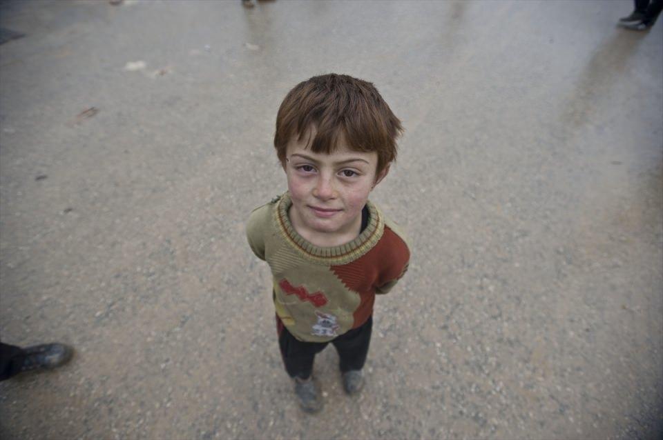 Halep-Azez yolu dram dolu 19