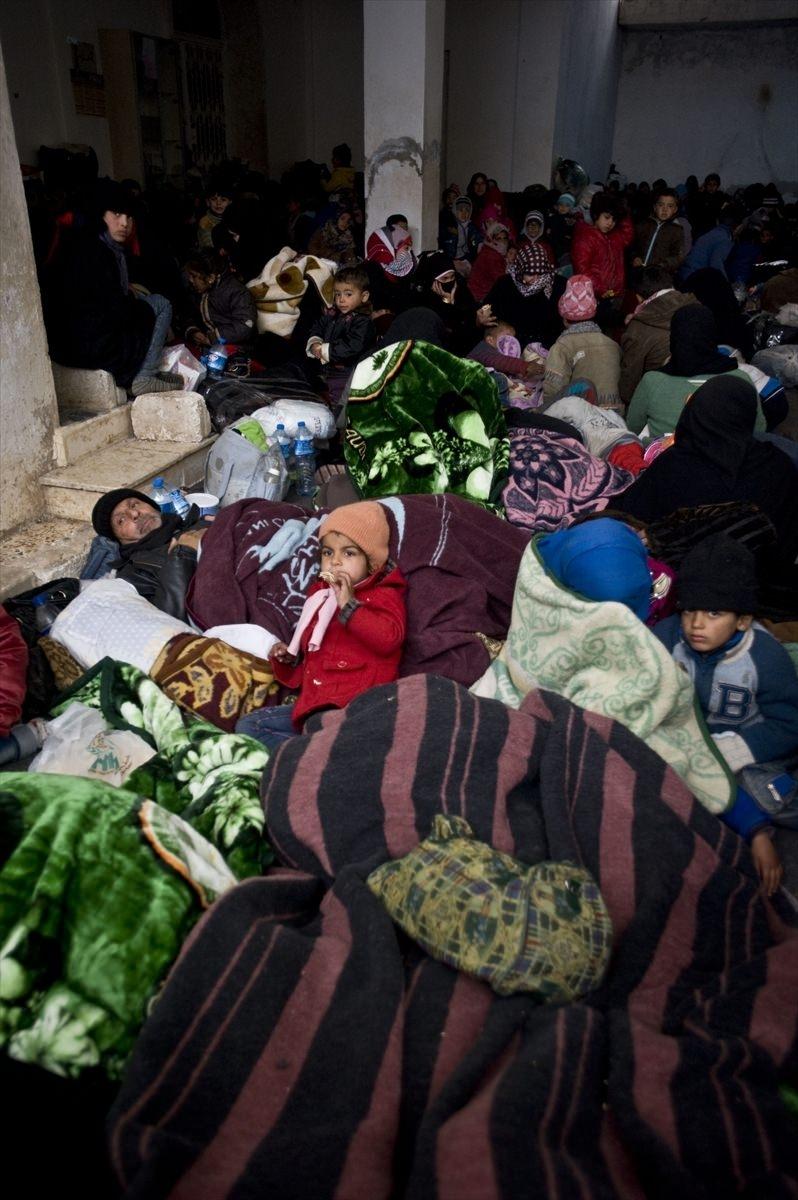 Halep-Azez yolu dram dolu 21