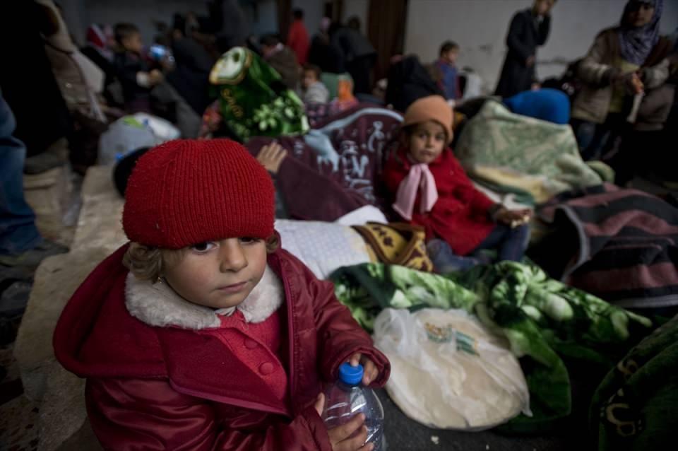 Halep-Azez yolu dram dolu 23