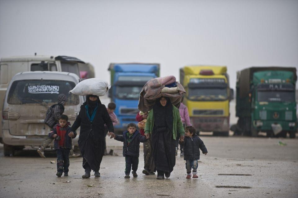 Halep-Azez yolu dram dolu 26