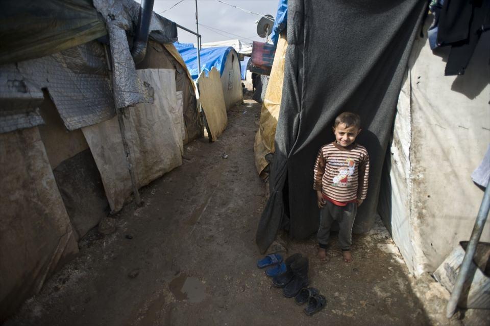 Halep-Azez yolu dram dolu 3