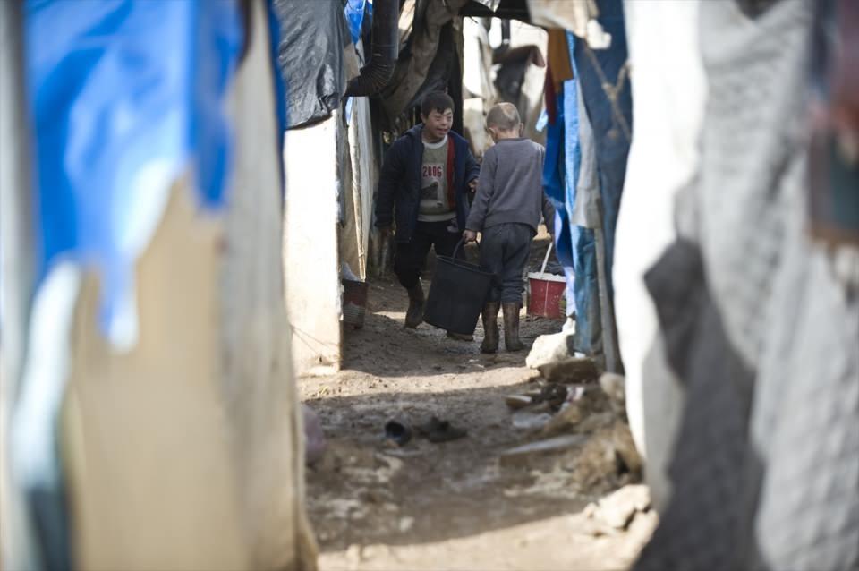 Halep-Azez yolu dram dolu 4