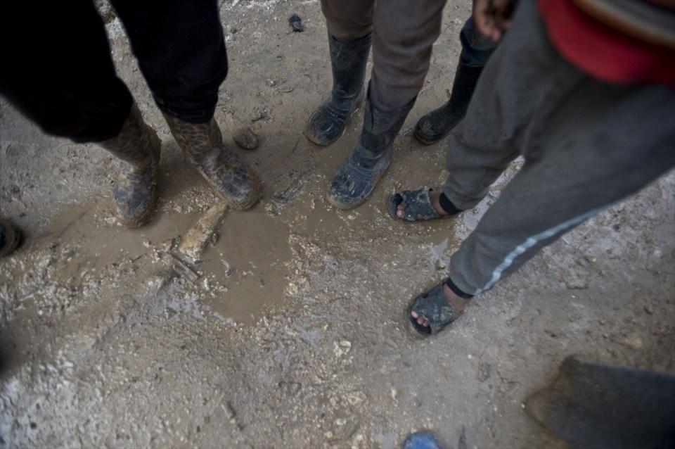 Halep-Azez yolu dram dolu 5