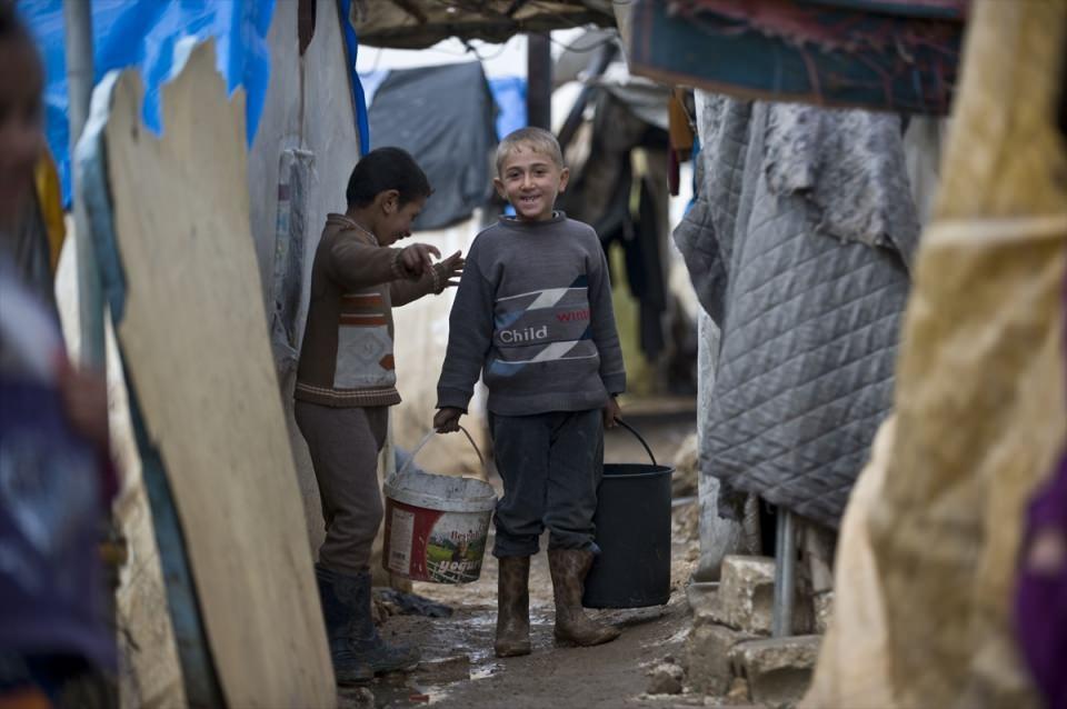 Halep-Azez yolu dram dolu 7