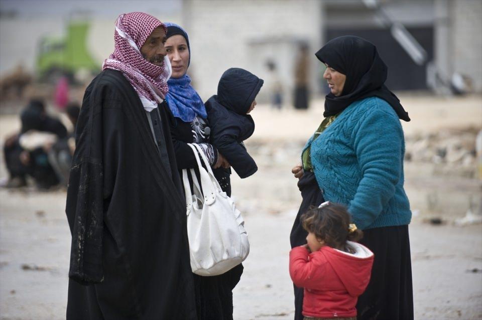 Halep-Azez yolu dram dolu 8
