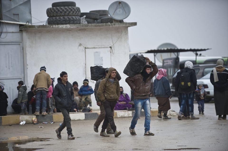 Halep-Azez yolu dram dolu 9