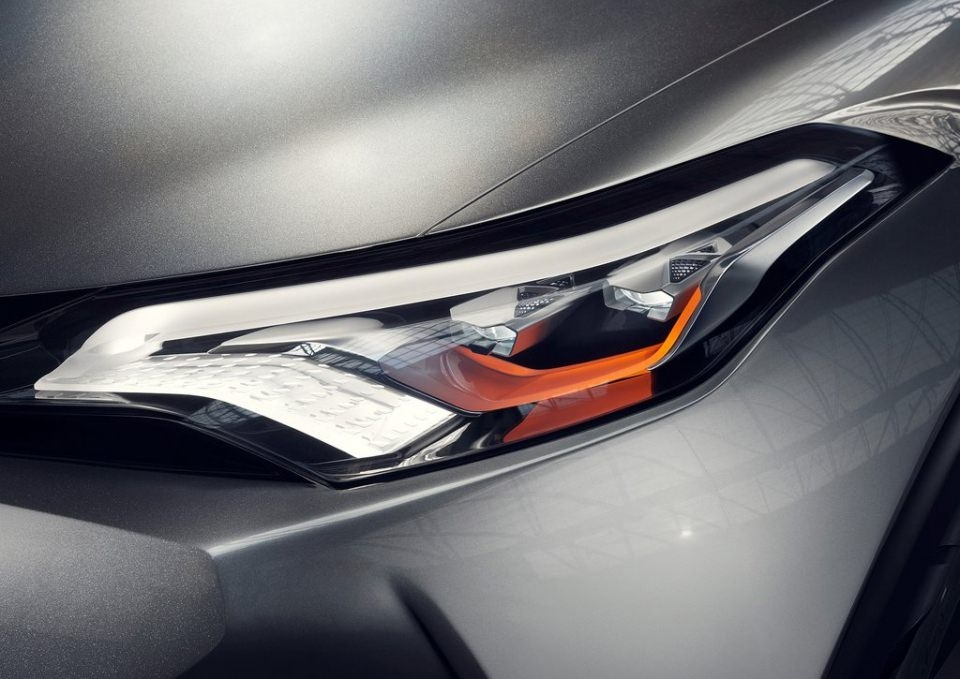 Toyota'dan inanılmaz model: C-HR 10