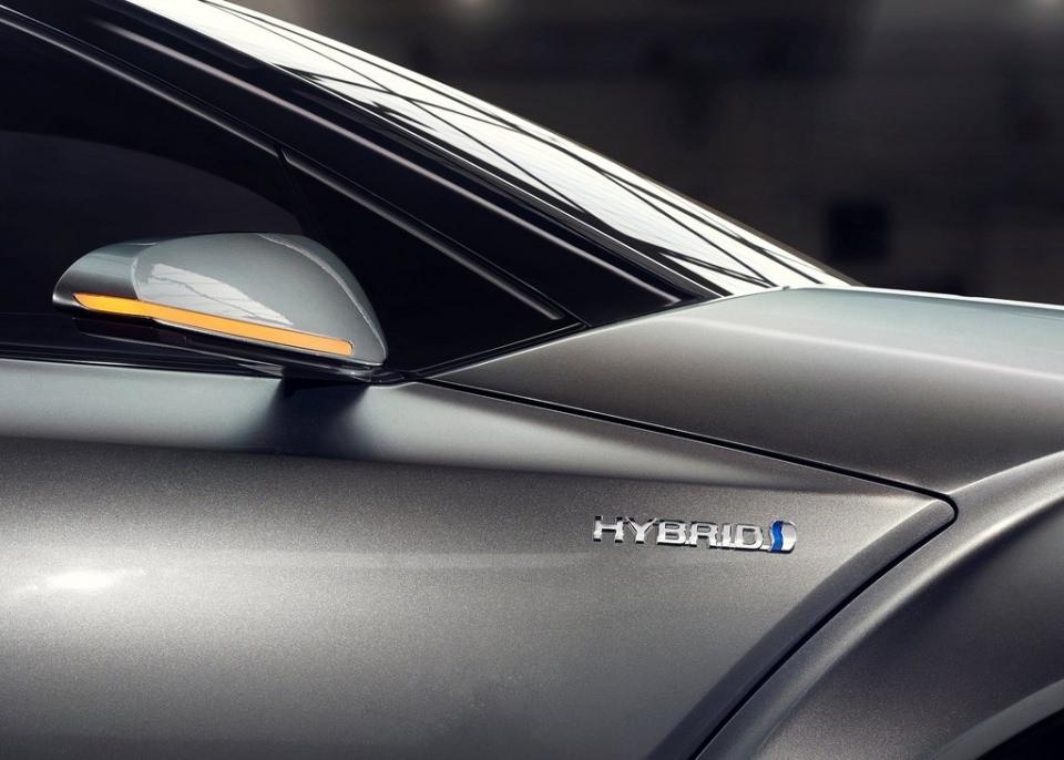 Toyota'dan inanılmaz model: C-HR 14
