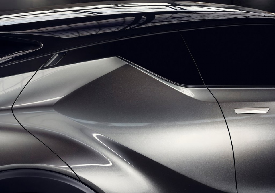 Toyota'dan inanılmaz model: C-HR 15