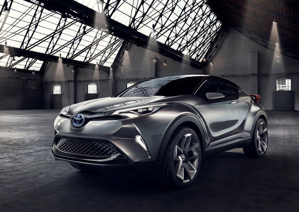 Toyota'dan inanılmaz model: C-HR 7