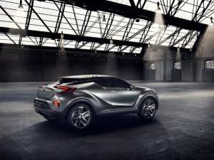 Toyota'dan inanılmaz model: C-HR