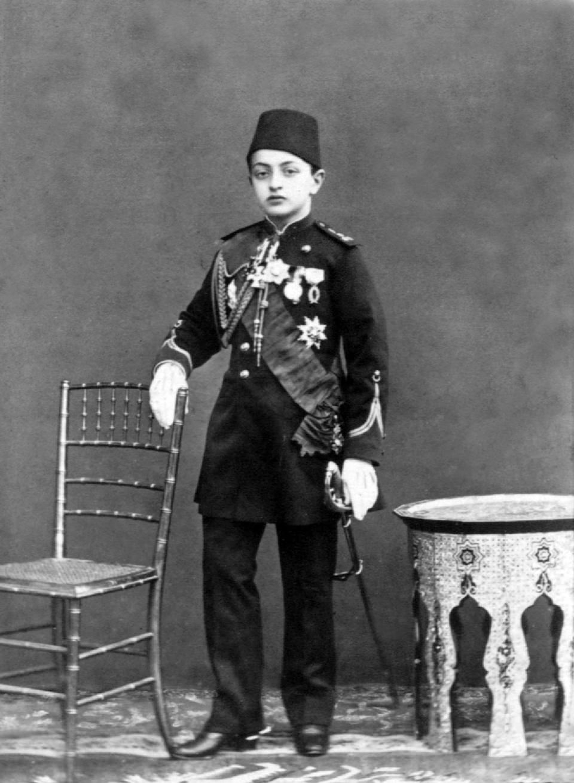 Sultan 2. Abdülhamit'in görmediğiniz aile albümü 1