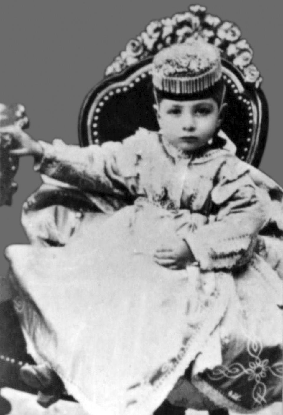 Sultan 2. Abdülhamit'in görmediğiniz aile albümü 12