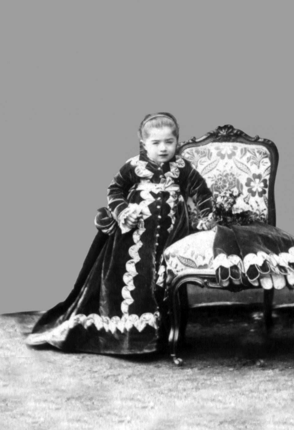 Sultan 2. Abdülhamit'in görmediğiniz aile albümü 16