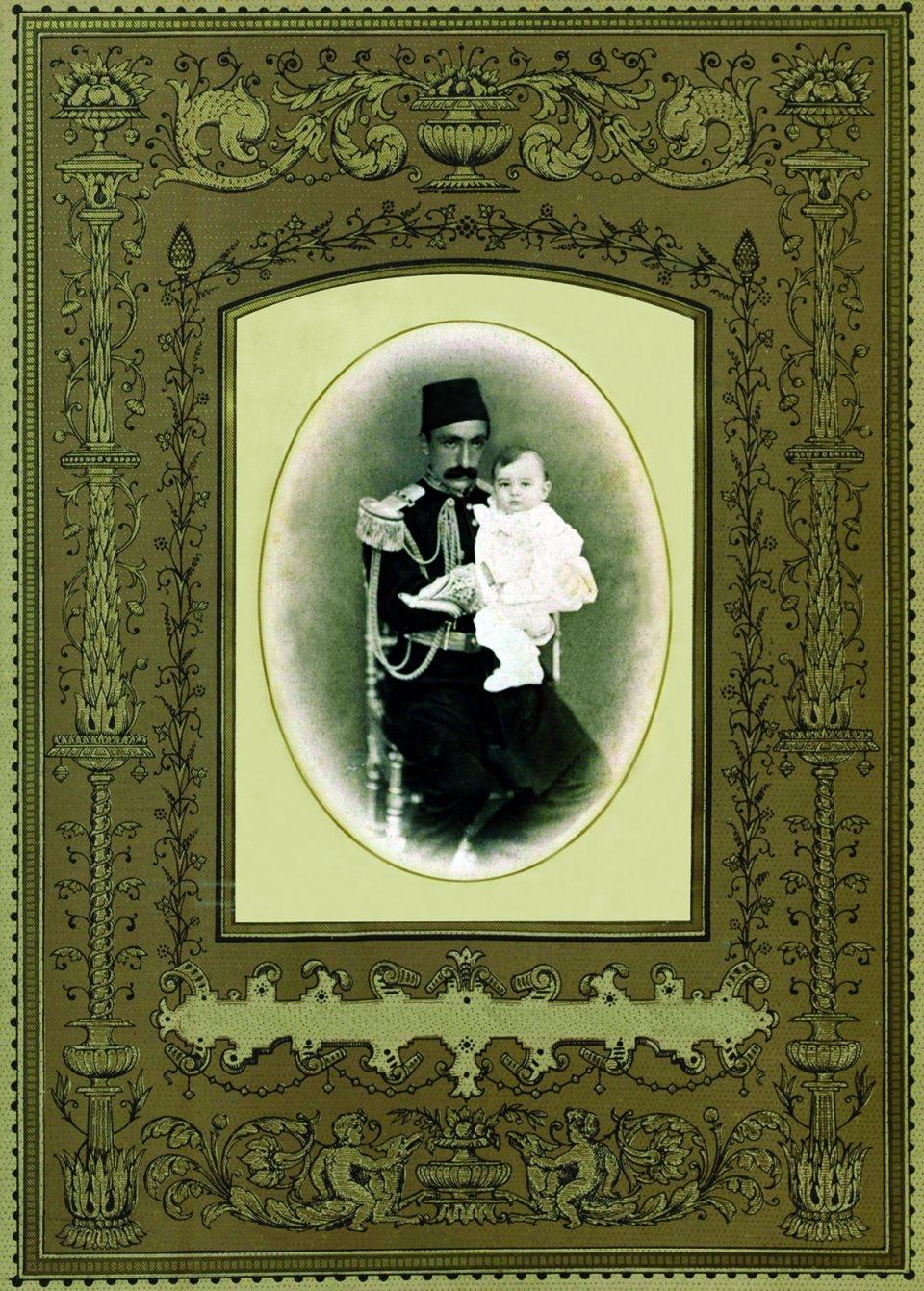 Sultan 2. Abdülhamit'in görmediğiniz aile albümü 17