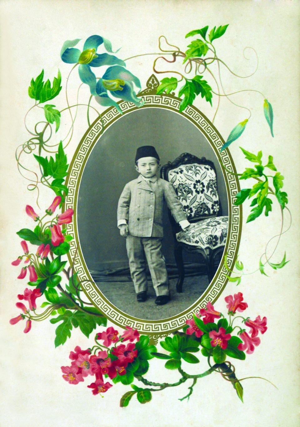 Sultan 2. Abdülhamit'in görmediğiniz aile albümü 19