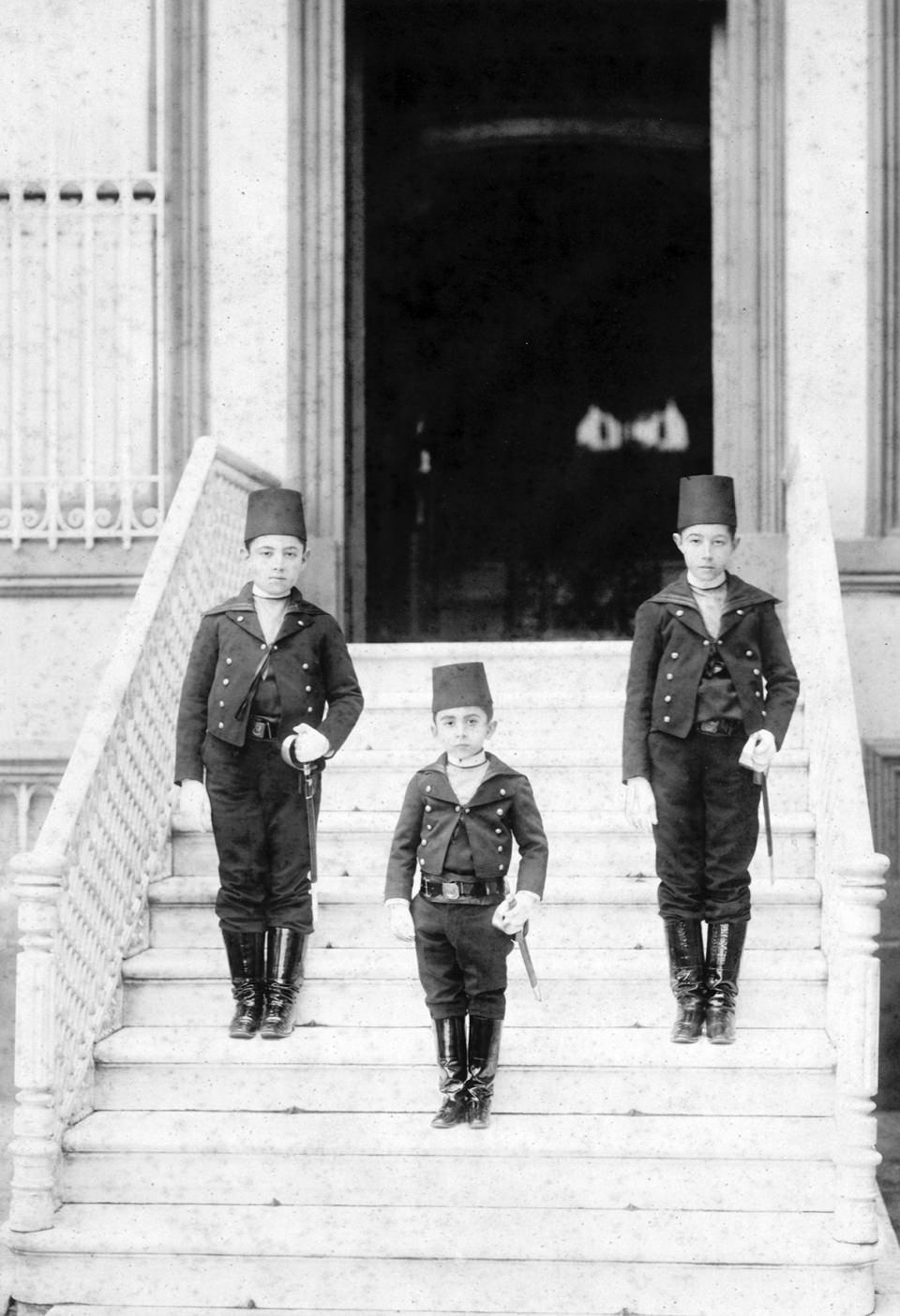 Sultan 2. Abdülhamit'in görmediğiniz aile albümü 2