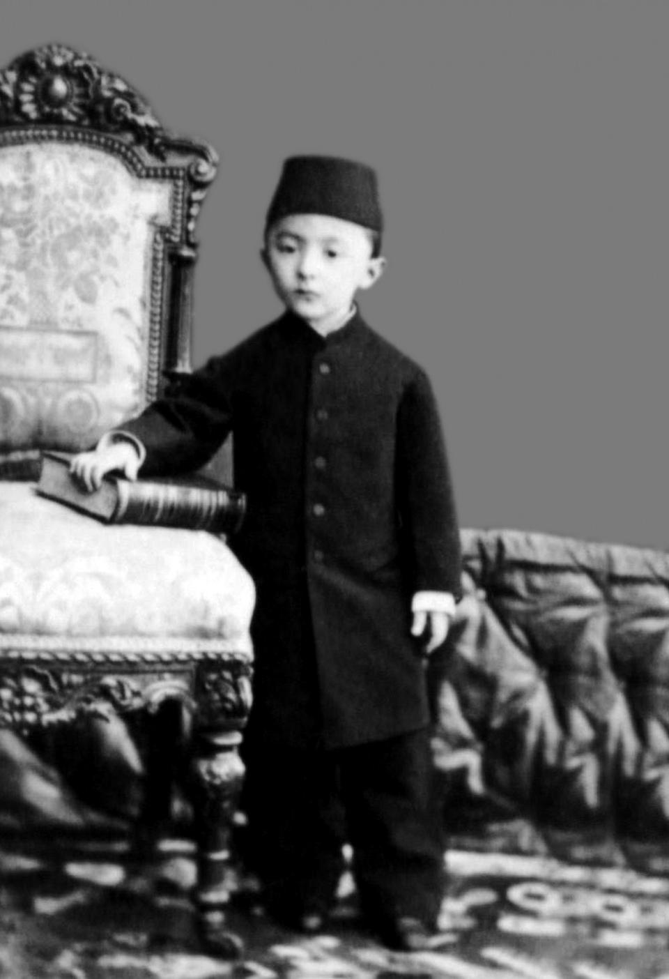 Sultan 2. Abdülhamit'in görmediğiniz aile albümü 3