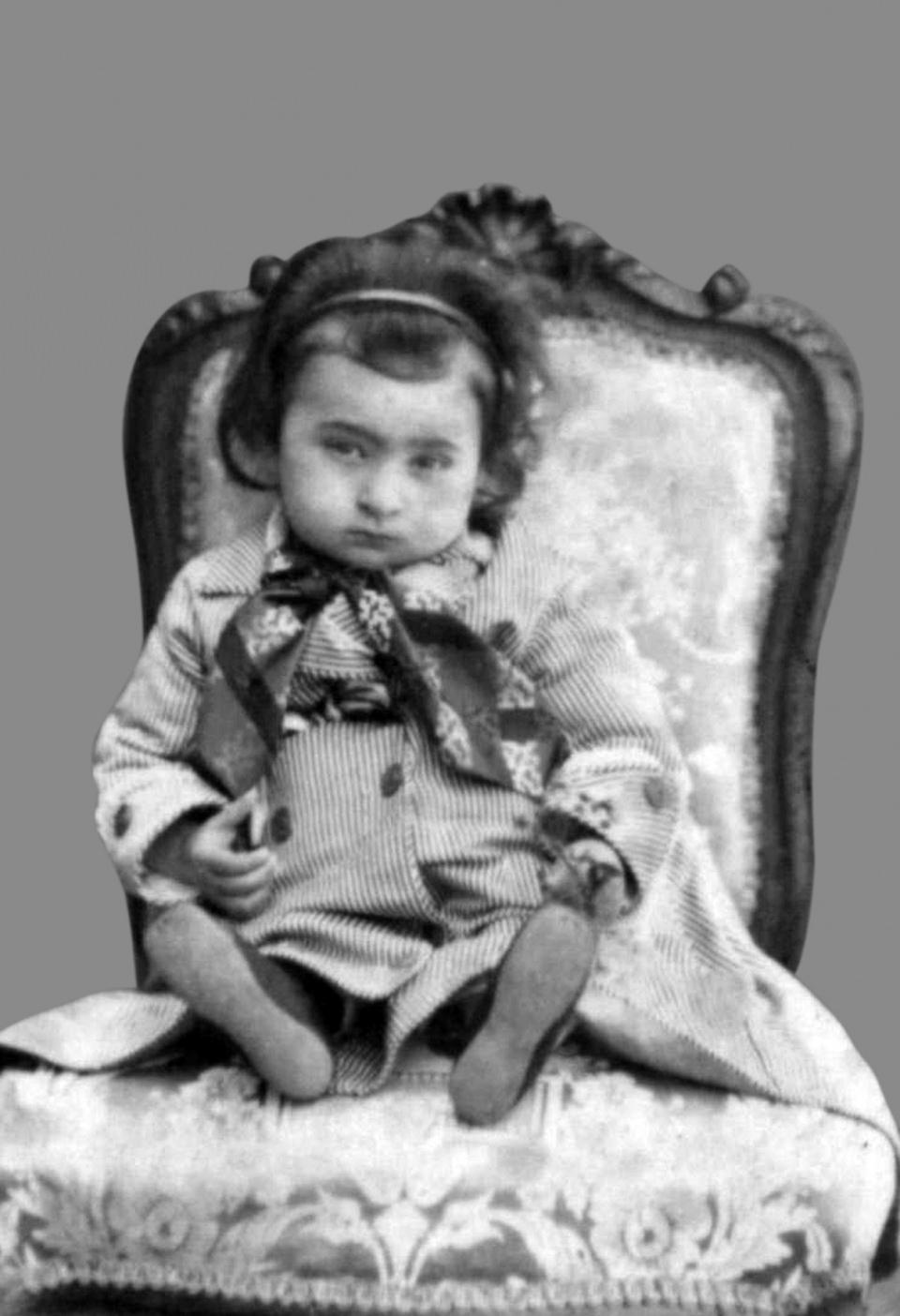 Sultan 2. Abdülhamit'in görmediğiniz aile albümü 6