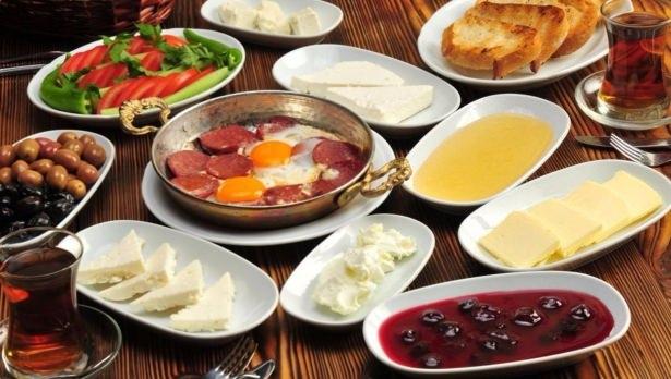 Kahvaltıda bunları yemeyin! 1