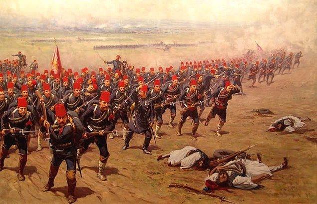Tarihin en kısa süren 10 savaşı 4