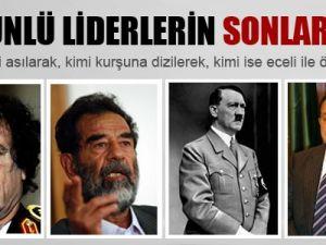 Ünlü liderlerin son sözleri