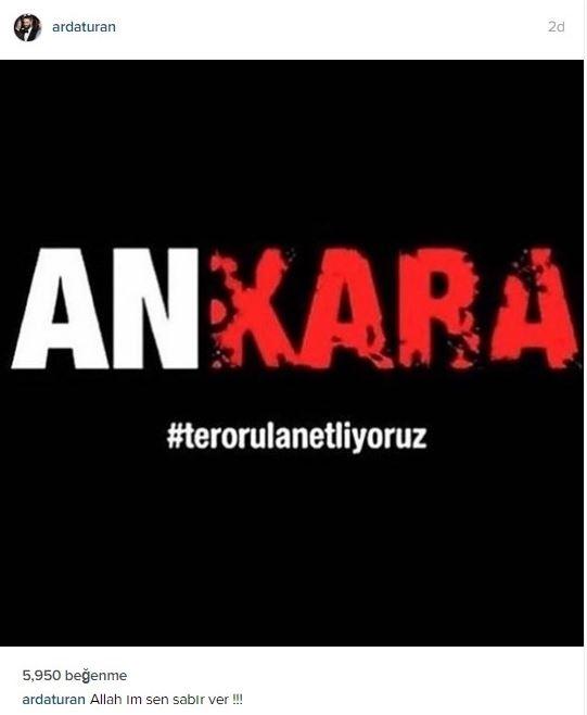 Spor dünyasından Ankara'daki saldırıya büyük tepki! 10