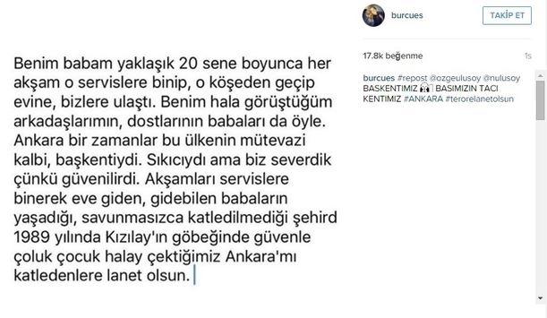 Spor dünyasından Ankara'daki saldırıya büyük tepki! 3