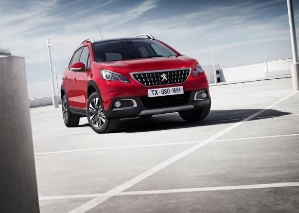 Peugeot 2008 makyajlandı 1