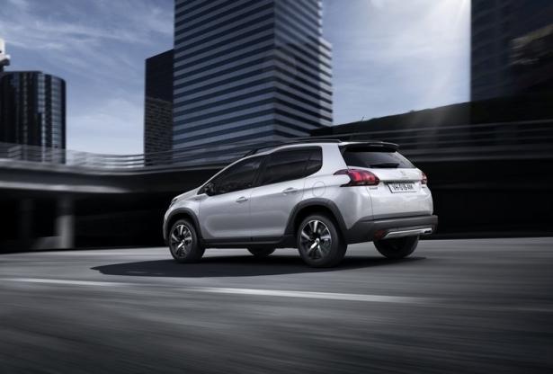 Peugeot 2008 makyajlandı 6