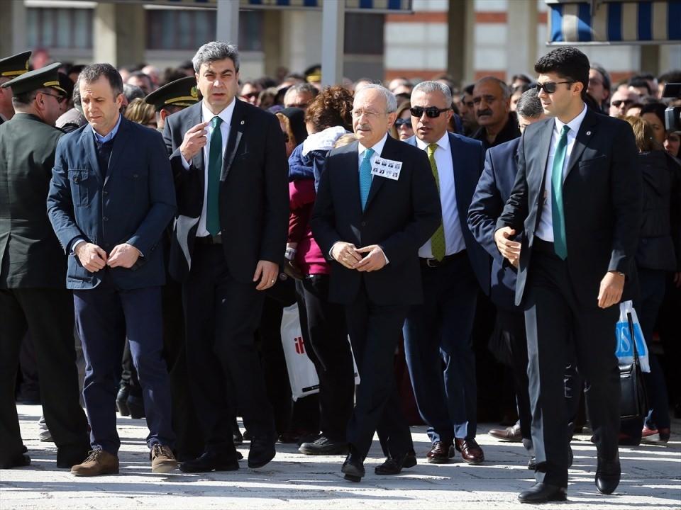 Ankara'daki Şehitlerimiz uğurlandı. 9