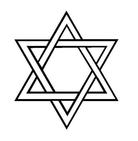 Davut yıldızı nedir? Ne anlama geliyor? 10