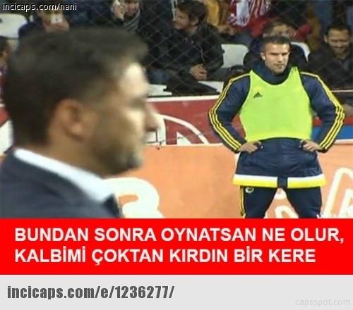 Bursaspor - Fenerbahçe capsleri 1