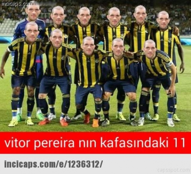 Bursaspor - Fenerbahçe capsleri 2