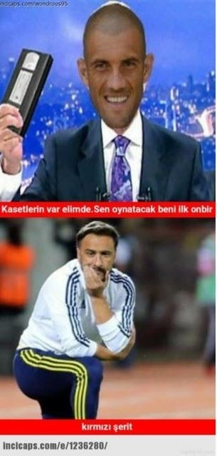 Bursaspor - Fenerbahçe capsleri 3